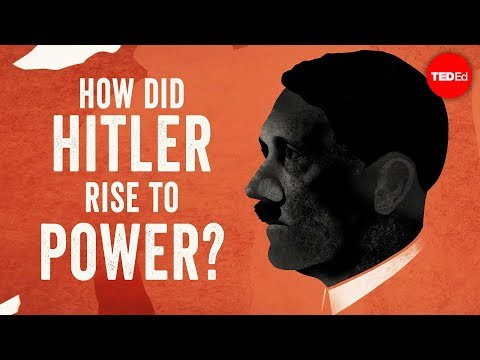 "the importance of propaganda in the rise and rule of adolf hitler The role of propaganda in the holocaust on the whole people,"" adolf hitler wrote in his jews that began with hitler's rise to power filtered into many."