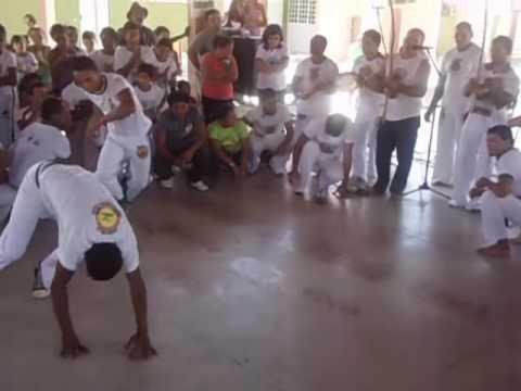 Capoeira em Condado PB Mestre Jó e Mestre Zé do Bola