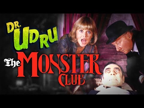 Dissecting: The Monster Club (1981) - Vincent Price, John Carradine & Donald Pleasence!