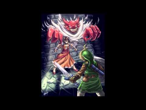 Legend of Zelda Megamix - Light World Boss Extended