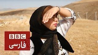 مستند دختر گمشده حلبچه - با دادن سلاحهای شیمیای غربی به صدام