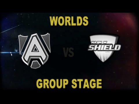 Clip Alliance hủy diệt Najin White Shield 14-0