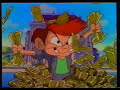 Suomenkielinen Tiny Toons intro. Vissiin MTV3:lta nauhalle tarttunut joskus 90-luvulla Main characters: Buster Bunny = Veli Vemmelsääri Babs Bunny = Viivi Vemmelsääri Plucky Duck...
