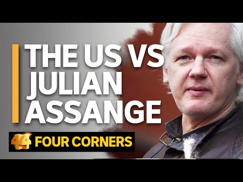 The United States vs Julian Assange | Four Corners