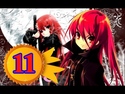 Shakugan no Shana Episode 11 English Dub