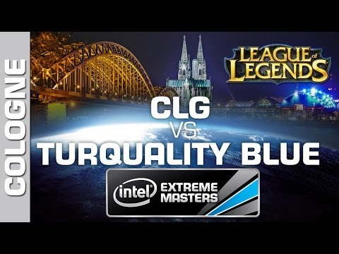 Counter Logic Gaming vs. Turquality – Game 1 – Quarterfinal PT – IEM Cologne – League of Legends