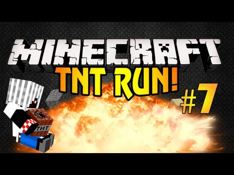 [Minecraft] TNT-Run #7