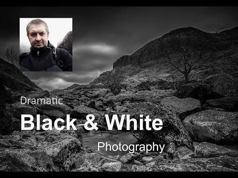 Landscape Photography... Dramatic Black & White Photography