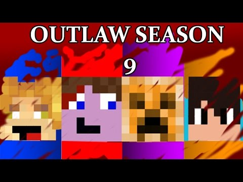 Minecraft Outlaw UHC Season 9 Episode 3: The Death of...