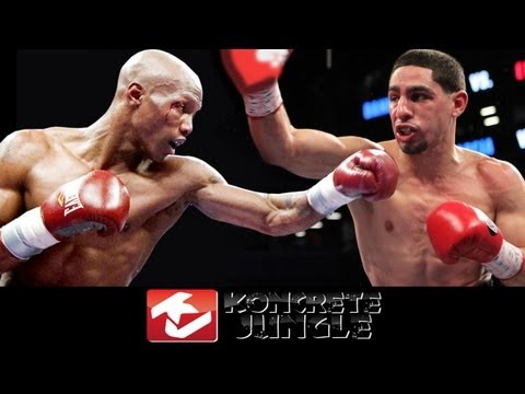 Zab Judah vs Danny Garcia, Zab says he is winning for Erik Morales! [HOTB]
