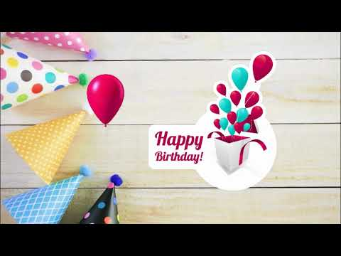 Birthday wishes for best friend - Cute Birthday Wishes Video for Girl  By SS Lyrical