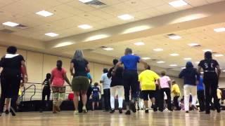 2013 - Southside Baby Line Dance -- 10/6/13