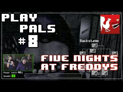 Play Pals #8 – Five Nights At Freddy's