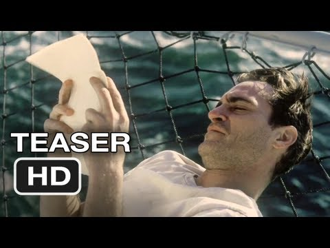the master teaser - Subscribe to TRAILERS: http://bit.ly/sxaw6h Subscribe to COMING SOON: http://bit.ly/H2vZUn The Master Teaser Trailer #3 - She Wrote Me A Letter - Paul Thomas...