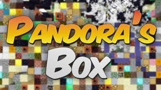 Pandora's Box in Minecraft - Mod Showcase