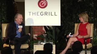 Bill Maher discusses Obama with Sharon Waxman at TheGrill 2013 Read the Story: http://bit.ly/17YuBBN Subscribe: http://bit.ly/1cASiEi Follow us on Twitter @t...