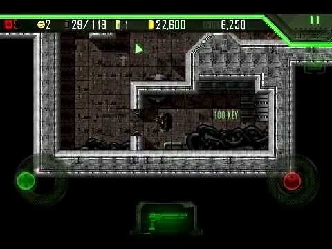 alien breed android cheats