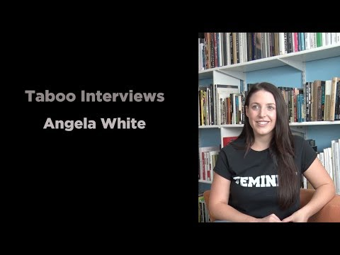 Angela White - Taboo Interview (видео)