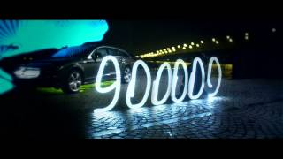Mercedes-Benz TV: Moving light for 9 million fans