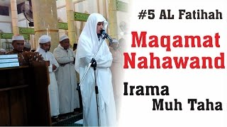 Al Fatihah - Ust Ubaidillah Al Bugizy - Maqam Kurdi (Taha)