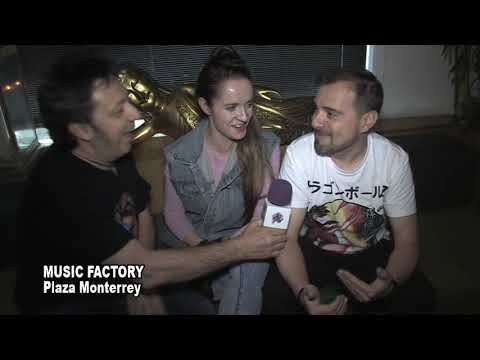 MUSIC FACTORY , CONCIERTO TRIBUTO MECANO