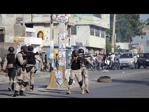 Αϊτή: «Εκλογικό πραξικόπημα» καταγγέλλει σύσσωμη η αντιπολίτευση