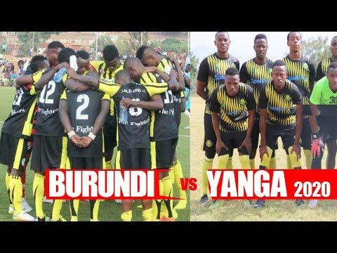 MABINGWA BURUNDI KUIKALISHA KITAKO YANGA AFRICANS NA MAJEMBE YAKE YOTE