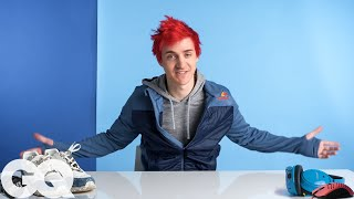 10 Things Ninja Can't Live Without | GQ