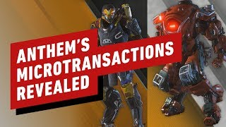 Anthem's Microtransactions: Everything You Need to Know by IGN