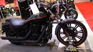 5. 2019 Kawasaki Vulcan 900 Custom - Walkaround - 2019 Montreal Motorcycle Show