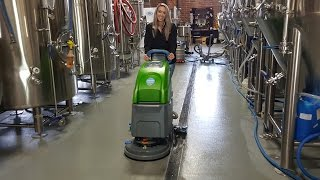 How Do You Clean Your Brewery Floors?