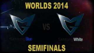 SSB vs SSW - 2014 World Championship Semifinals G3