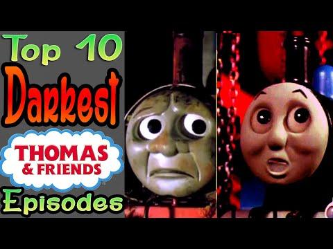10 Darkest Thomas the Tank Episodes (ft. BlameitonJorge)