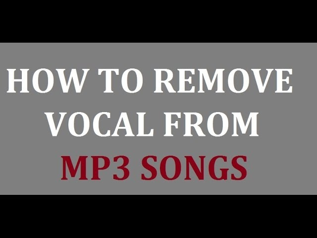 how to remove mp3 download button