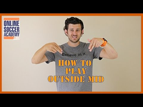 How To Play Winger in Soccer