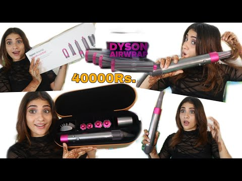 I spend 40000 Rs.dyson Airwrap it is worth it???