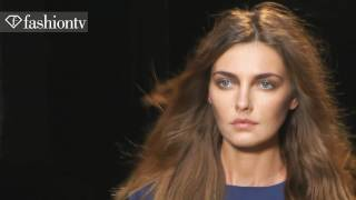 First Look - Trussardi Spring 2012 At Milan Fashion Week MFW | FashionTV - FTV