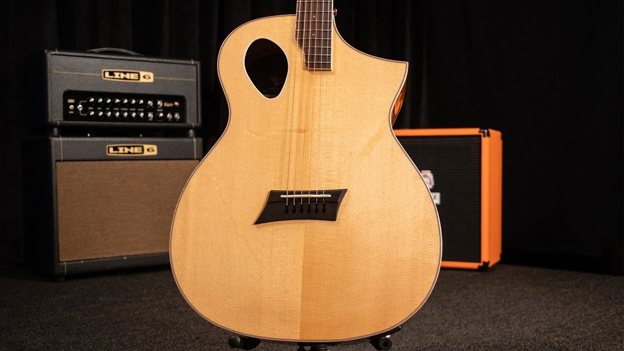 A Quicklook at the Michael Kelly Triad Port Acoustic-Electric Guitar