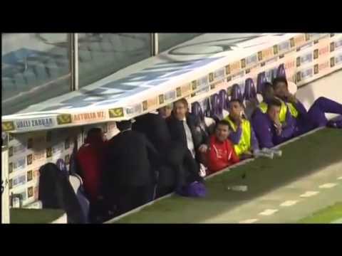 L'aggressione di Delio Rossi a Ljajic