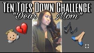 Video Ten Toes Down Challenge -