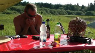 CHILL-OUT-Zone - Segelcamp Krombachtalsperre 2014