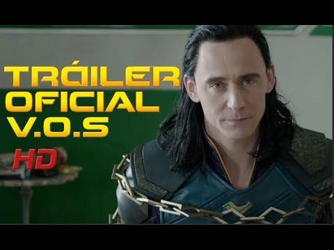 Thor: Ragnarok - Tráiler oficial V.O. subtitulado en español?>