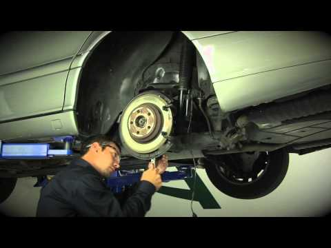 Mercedes-Benz S-Class Rear Air Strut Removal and Installation of Arnott Replacement Parts