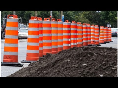 Road and sewer work to disrupt traffic around Sherbrooke St. E.