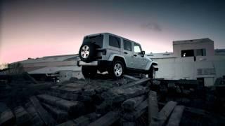 2011 Jeep Wrangler Rock Climber Commercial featuring Lenny Kravitz