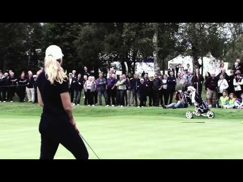 2014 Junior Ryder Cup Highlight Video