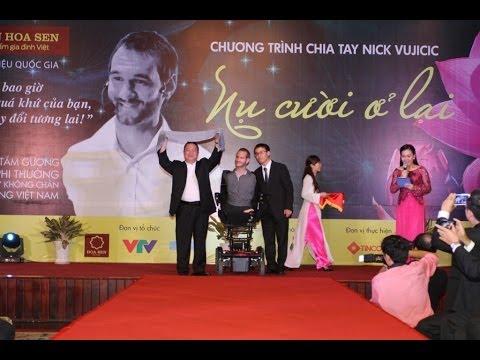 """""""Nụ Cười Ở Lại"""" tại Dinh Thống Nhất – thành phố Hồ Chí Minh"""