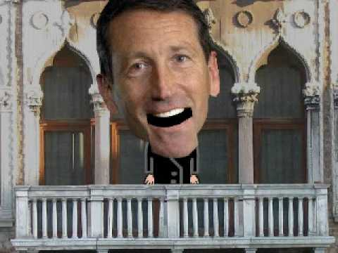 Mark Sanford: The Musical- Don\'t Cry For Me Right Wing Media
