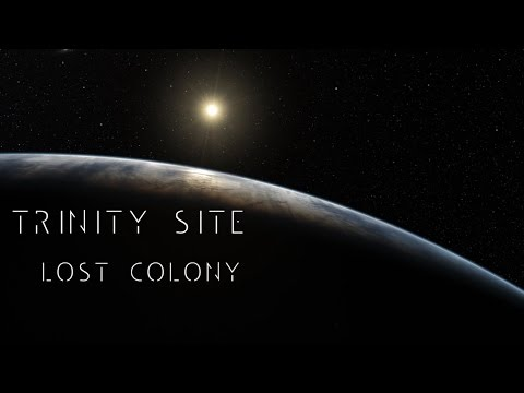 LOST COLONY LYRIC VIDEO