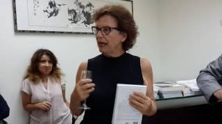 """השקת הספר """"Mirrors"""" מאת חוה הלפרין ואירית וייך גצלר"""